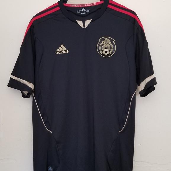 official photos 95748 66a82 Mexico National Soccer Team Jersey